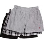 3-Pack Woven Boxer Bengal Stripe