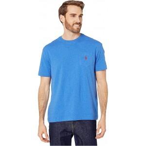 Polo Ralph Lauren Classic Fit Pocket Tee Dockside Blue Heather