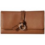 Kanja SLG Checkbook Wallet Bourbon