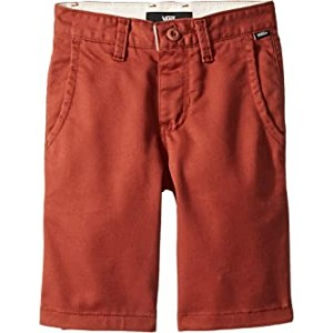 Authentic Stretch Shorts (Little Kids/Big Kids) Sequoia
