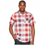 Katchor II S/S Shirt Red Spark Large Check