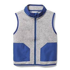 Pieced Vest (Toddler/Little Kids/Big Kids)