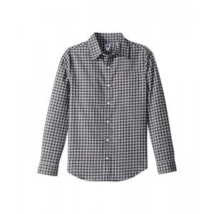 Long Sleeve Button-Up Shirt (Toddler/Little Kids/Big Kids)
