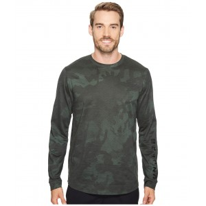 Sportstyle Long Sleeve Graphic Tee Artillery Green/Black