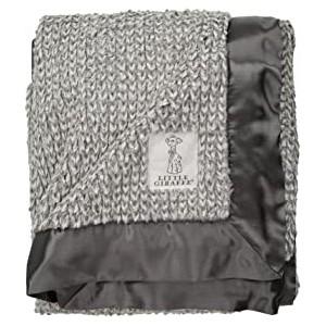 Luxe Herringbone Blanket
