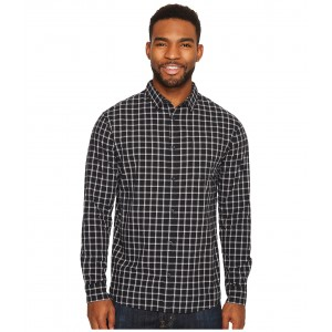 Everyday Check Long Sleeve Shirt Black Everyday