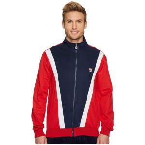 Grosso Jacket Navy/White/Red