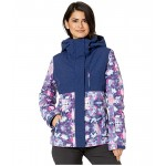 Jetty Block Snow Jacket