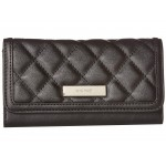 Tavion SLG Checkbook Wallet Black