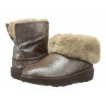 Mukluk Shorty 2 Shimmer Boot Bronze