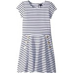 Yarn-Dye Stripe Dress (Big Kids)