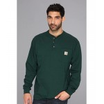 Workwear Pocket L/S Henley