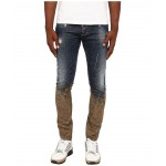 Mud Clement Jeans Blue/Mud