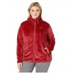 Plus Size Fire Side II Sherpa Full Zip