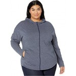 Plus Size Cades Cove Full Zip Hoodie