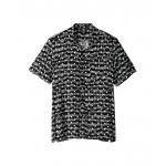 Mag Sketch Short Sleeve Shirt (Little Kids/Big Kids)