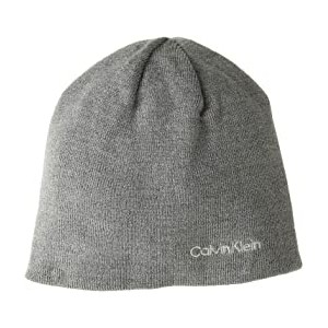 Solid Reversible Hat Gray