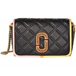 The Status Color-Blocked Flap Crossbody
