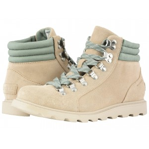 Ainsley Conquest Oatmeal Suede