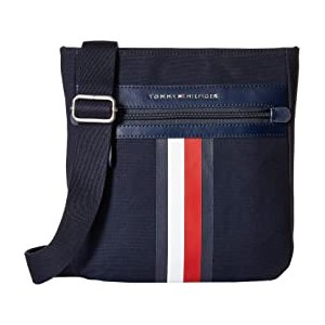 Icon Crossbody Canvas Tommy Navy