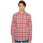 Plaid Shirt Red/Blue/White