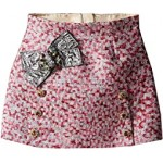 Pink Jacquard Skirt (Toddler/Little Kids)