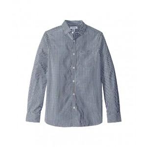 The Extra-Fine Cotton Shirt Royal Navy