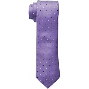 Two-Color Dots Lavender