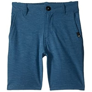 Union Heather Amphibian Shorts (Big Kids) Real Teal