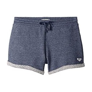 Travel Often Heather Fleece Shorts (Big Kids)