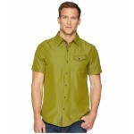 Contra Short Sleeve Military Green