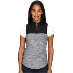 Pseudio 1/2 Zip Vest TNF Dark Grey Heather/TNF Black (Prior Season)