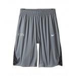 Elite Basketball Short (Little Kids/Big Kids) Cool Grey/Black/Wolf Grey