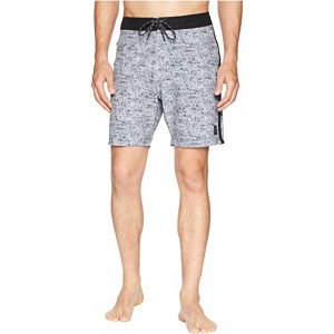 Spencer 3.0 Boardshorts Lunar Grey