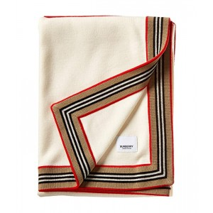 Icon Trim Detail Blanket