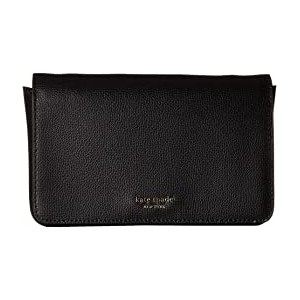 Sylvia Chain Wallet Black
