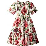 Poplin Peonie Dress (Big Kids)