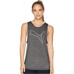 Oceanaire Logo Tank Top Puma Black Heather