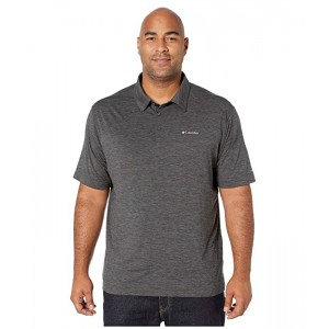 Columbia Big & Tall Tech Trail Polo Shark
