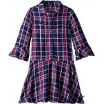 Plaid Dress (Big Kids)