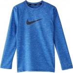 Nike Nike Mens Long Sleeve Hydroguard Game Royal