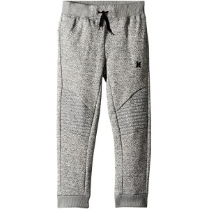 Therma Fit Pants (Little Kids) Dark Grey Heather