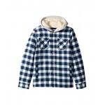 Hooded Shirt Jacket (Toddler/Little Kids/Big Kids)