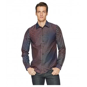 Tricolor Gingham Shirt Multi