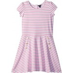 Yarn-Dye Stripe Dress (Big Kids)