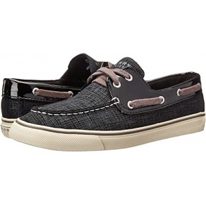 Sperry Biscayne Woven Black