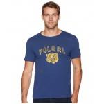 Graphic Crew Neck T-Shirt Freshwater