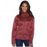 Apex Chromium Thermal Jacket Sequoia Red Herringbone