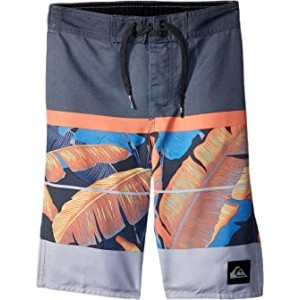 Slab Island Boardshorts (Big Kids) Tarmac