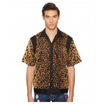 Printed Viscose Shirt Leopard
